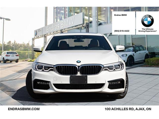 2018 BMW 540d xDrive (Stk: 52276A) in Ajax - Image 2 of 22