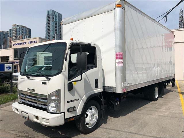 2015 Isuzu NRR Used 2015 Isuzu NRR With 20 ft Body (Stk: ST301386T) in Toronto - Image 1 of 15
