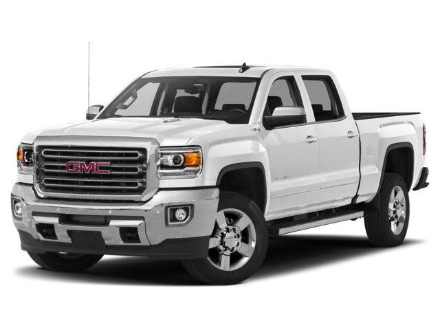 2018 GMC Sierra 2500HD SLT (Stk: 167892) in Medicine Hat - Image 1 of 9