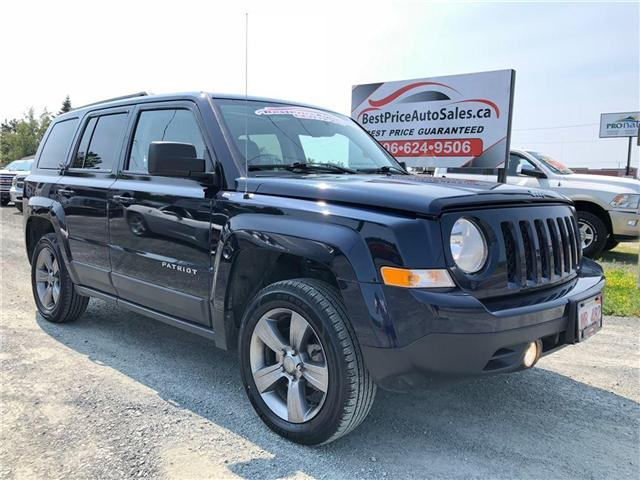 2015 Jeep Patriot Sport/North (Stk: A2605) in Amherst - Image 1 of 30