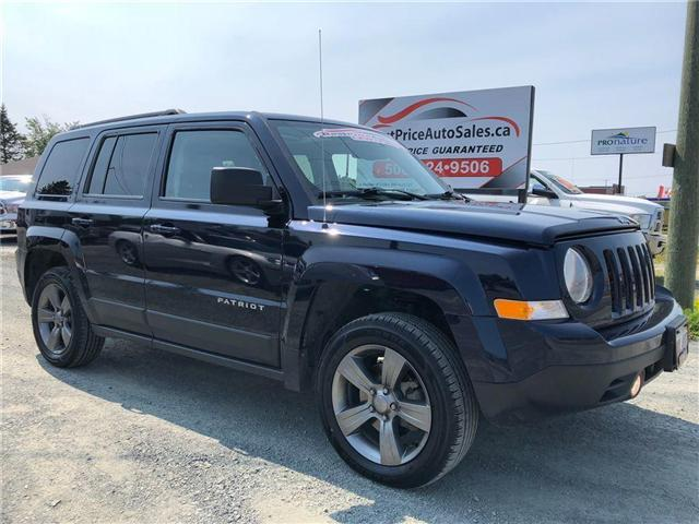 2015 Jeep Patriot Sport/North (Stk: A2605) in Amherst - Image 2 of 30