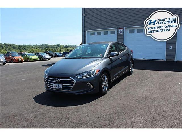 2017 Hyundai Elantra GL (Stk: U1819) in Saint John - Image 2 of 22