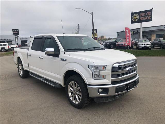 2016 Ford F-150 Lariat (Stk: 3458) in Thunder Bay - Image 1 of 23