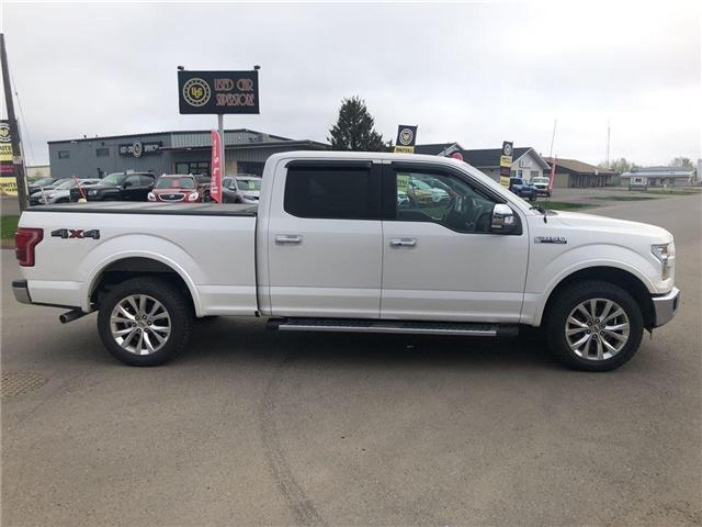 2016 Ford F-150 Lariat (Stk: 3458) in Thunder Bay - Image 2 of 23