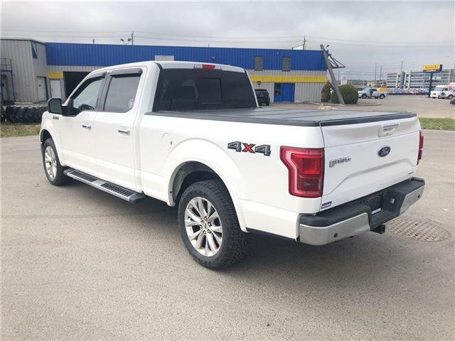 2016 Ford F-150 Lariat (Stk: 3458) in Thunder Bay - Image 5 of 23