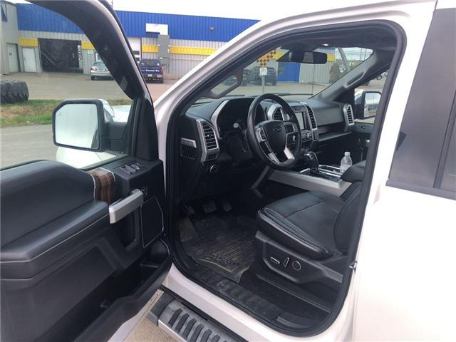 2016 Ford F-150 Lariat (Stk: 3458) in Thunder Bay - Image 10 of 23