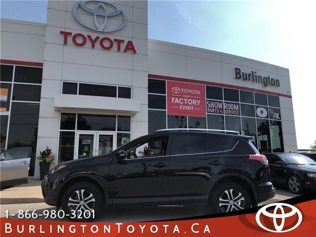 2016 Toyota RAV4 LE (Stk: U10335) in Burlington - Image 1 of 18