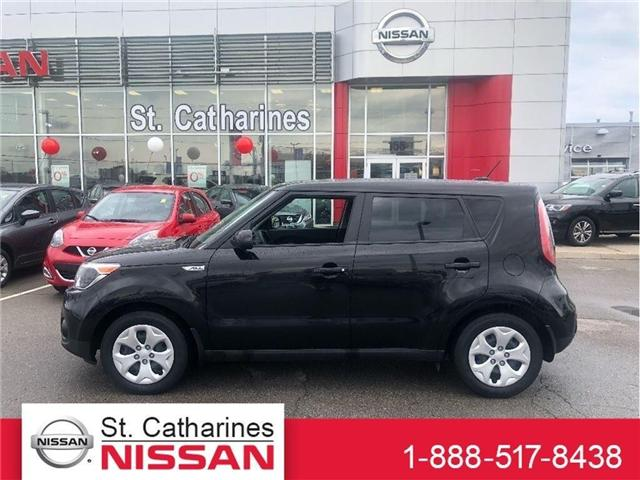 2017 Kia Soul LX (Stk: P-2047) in St. Catharines - Image 1 of 18