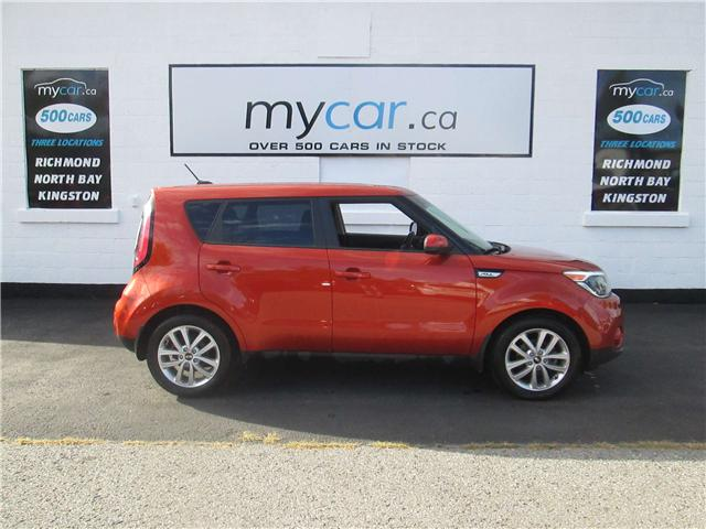 2018 Kia Soul EX (Stk: 181233) in Richmond - Image 1 of 13