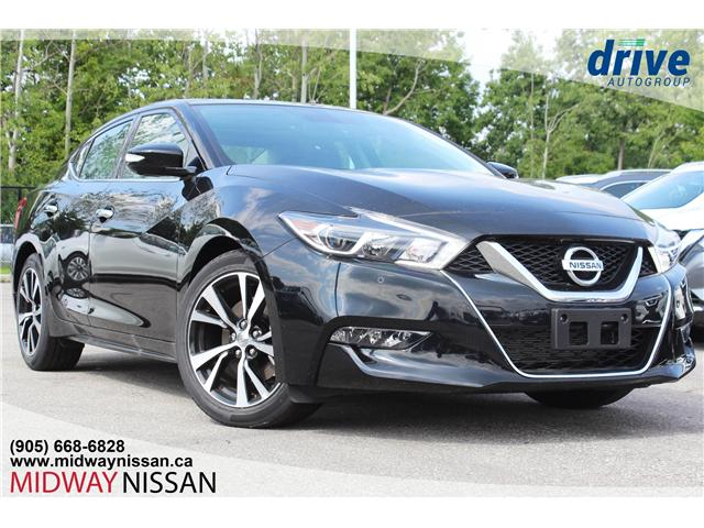 2018 Nissan Maxima Platinum (Stk: JC387523) in Whitby - Image 1 of 18