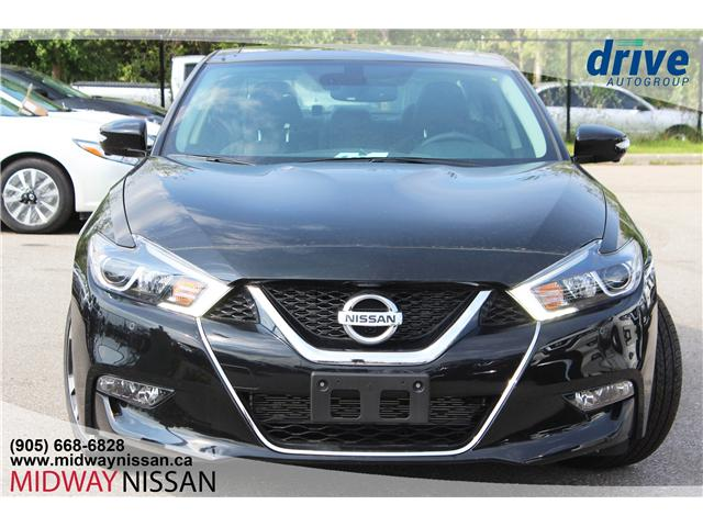 2018 Nissan Maxima Platinum (Stk: JC387523) in Whitby - Image 2 of 18