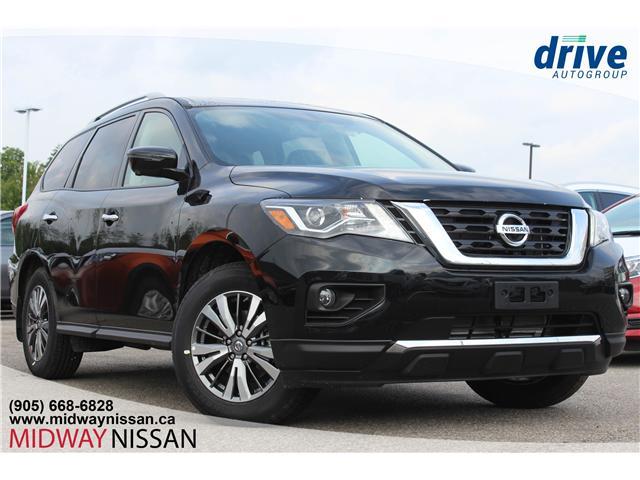 2018 Nissan Pathfinder SL Premium (Stk: JC617527) in Whitby - Image 1 of 36