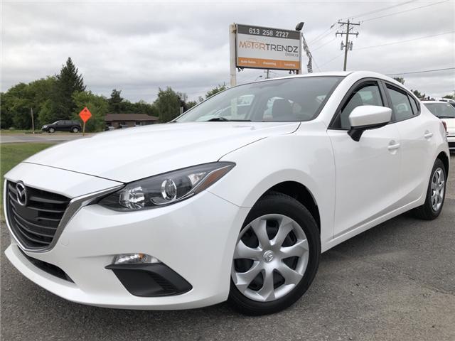 2015 Mazda Mazda3 GX (Stk: -) in Kemptville - Image 1 of 21