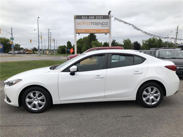 2015 Mazda Mazda3 GX (Stk: -) in Kemptville - Image 2 of 21