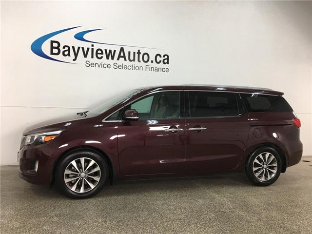 2018 Kia Sedona SX+ (Stk: 33323W) in Belleville - Image 1 of 29
