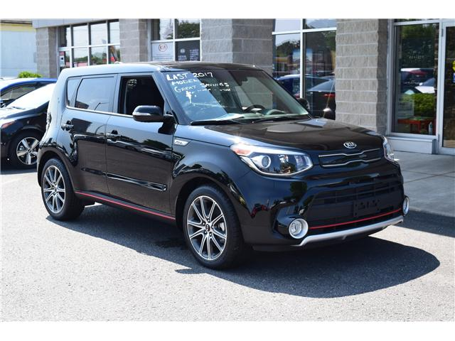 2017 Kia Soul SX Turbo (Stk: ) in Cobourg - Image 1 of 15