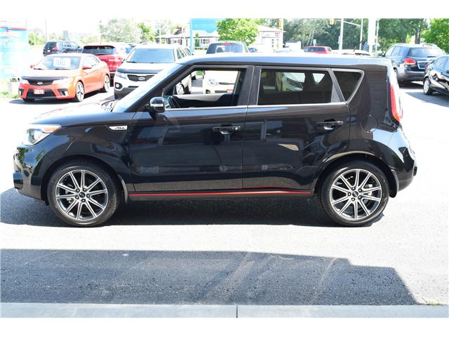 2017 Kia Soul SX Turbo (Stk: ) in Cobourg - Image 5 of 15
