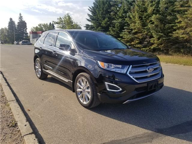 2018 Ford Edge Titanium (Stk: T18-131A) in Nipawin - Image 1 of 26