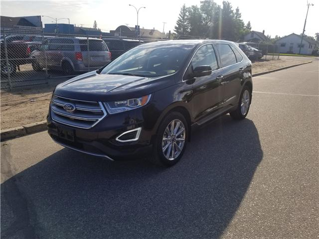 2018 Ford Edge Titanium (Stk: T18-131A) in Nipawin - Image 2 of 26