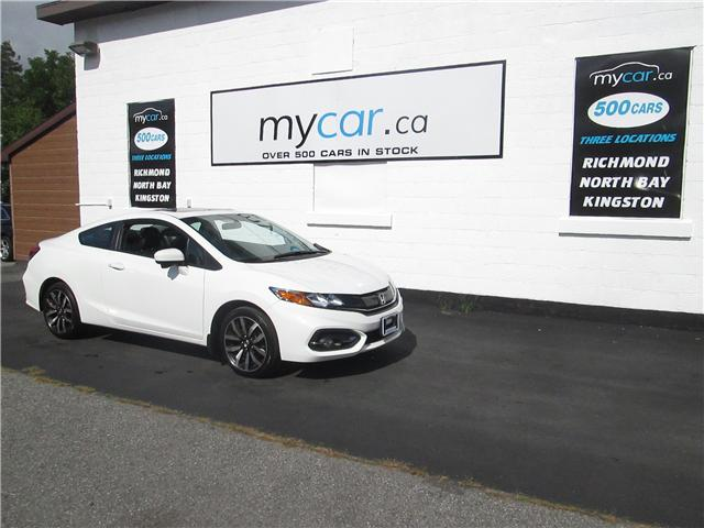 2014 Honda Civic EX-L Navi (Stk: 181173) in Kingston - Image 2 of 14