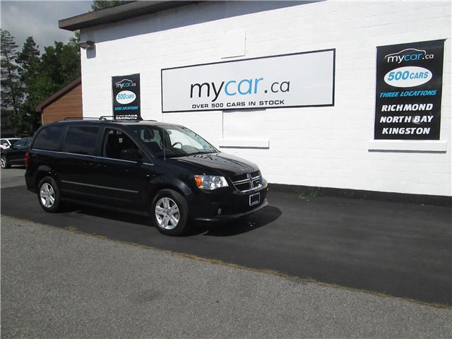 2017 Dodge Grand Caravan Crew (Stk: 181227) in North Bay - Image 2 of 13