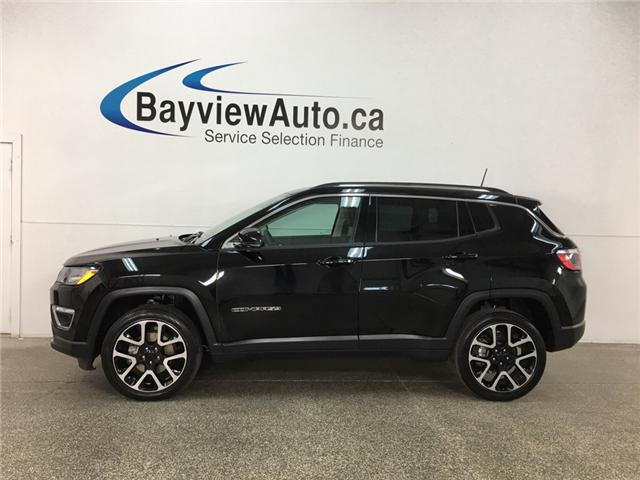 2017 Jeep Compass Limited (Stk: 33347W) in Belleville - Image 1 of 30