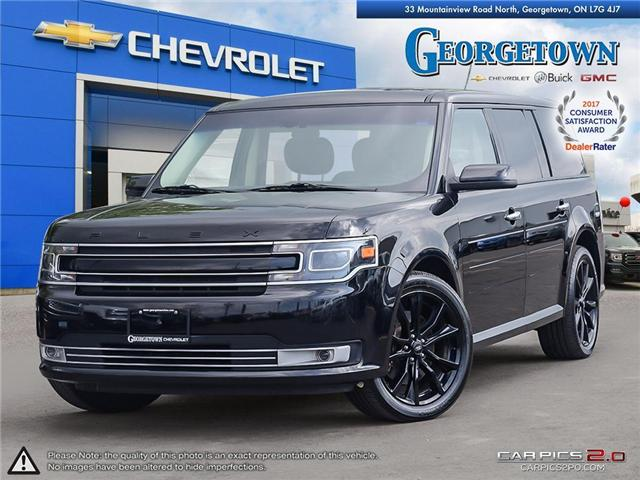 2018 Ford Flex Limited (Stk: 27951) in Georgetown - Image 1 of 27