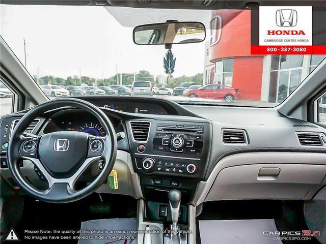 2014 Honda Civic LX (Stk: 18897W) in Cambridge - Image 24 of 25