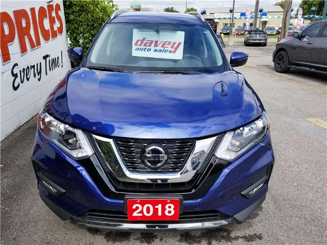 2018 Nissan Rogue SV (Stk: 18-549) in Oshawa - Image 2 of 16
