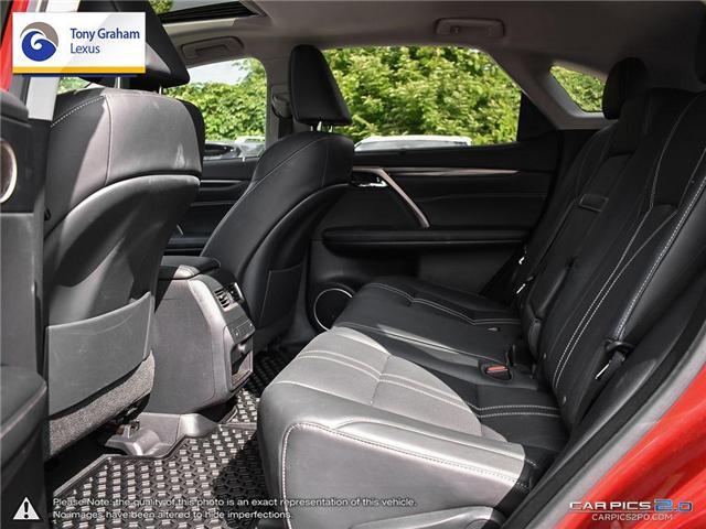 2016 Lexus RX 350 Base (Stk: Y3202) in Ottawa - Image 25 of 28