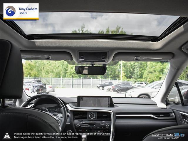 2016 Lexus RX 350 Base (Stk: Y3202) in Ottawa - Image 28 of 28