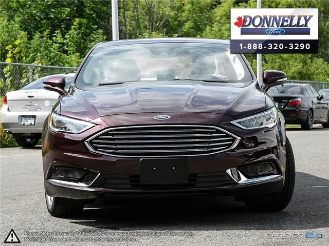 2018 Ford Fusion SE (Stk: DR1755) in Ottawa - Image 2 of 29