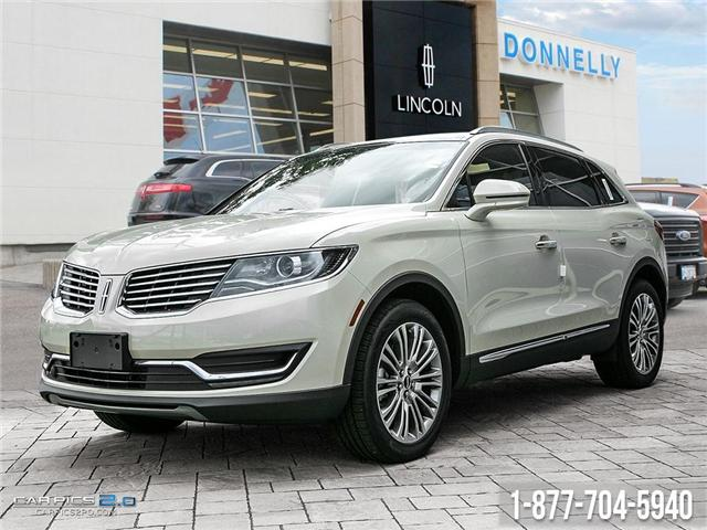 2018 Lincoln MKX Reserve (Stk: DR1760) in Ottawa - Image 1 of 29