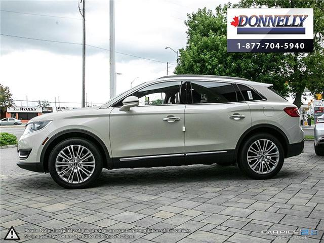 2018 Lincoln MKX Reserve (Stk: DR1760) in Ottawa - Image 2 of 29