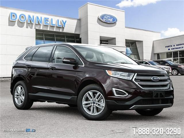 2018 Ford Edge SEL (Stk: DR1829) in Ottawa - Image 1 of 29