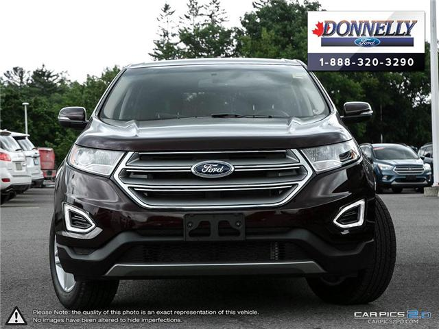2018 Ford Edge SEL (Stk: DR1829) in Ottawa - Image 2 of 29