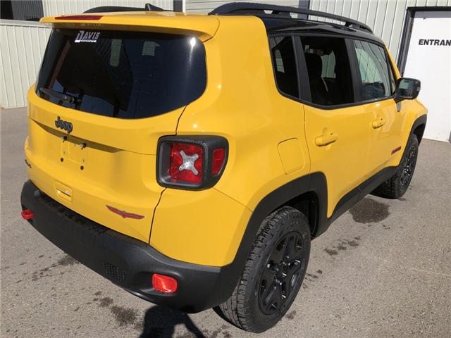 2018 Jeep Renegade Trailhawk (Stk: 13679) in Fort Macleod - Image 5 of 20