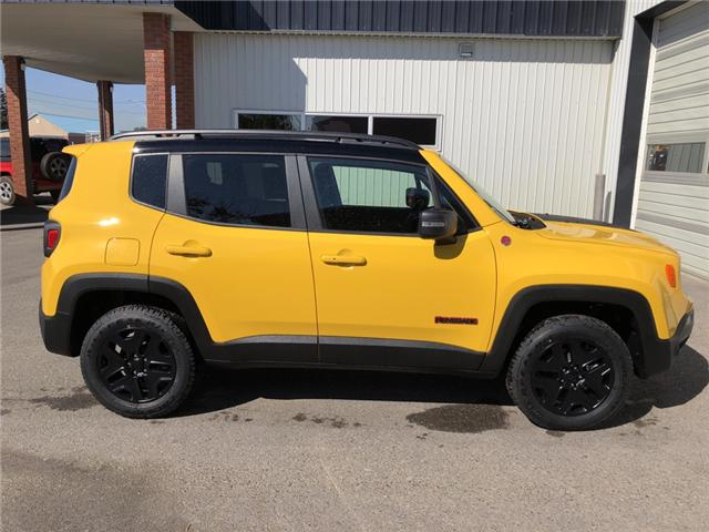 2018 Jeep Renegade Trailhawk (Stk: 13679) in Fort Macleod - Image 6 of 20