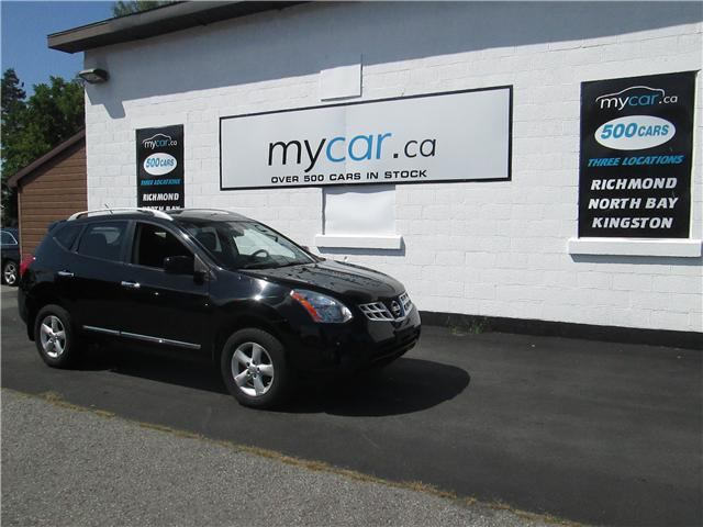 2013 Nissan Rogue S (Stk: 181185) in Richmond - Image 2 of 14