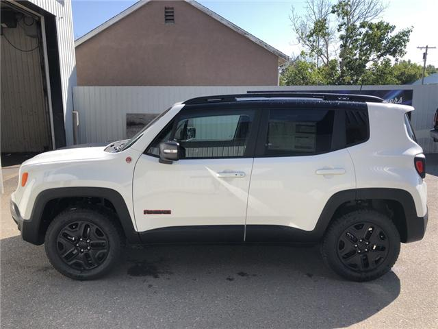 2018 Jeep Renegade 2EE (Stk: 13683) in Fort Macleod - Image 2 of 20