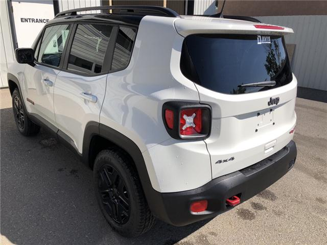 2018 Jeep Renegade 2EE (Stk: 13683) in Fort Macleod - Image 3 of 20