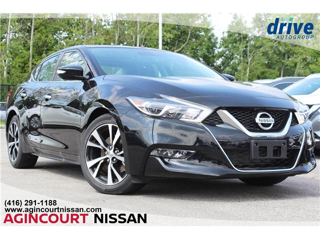 2018 Nissan Maxima Platinum (Stk: JC367764) in Scarborough - Image 1 of 12