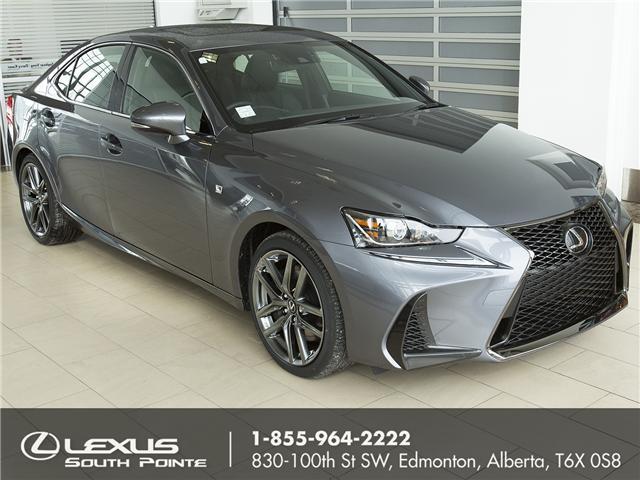 2018 Lexus IS 300 Base (Stk: L800633) in Edmonton - Image 1 of 21