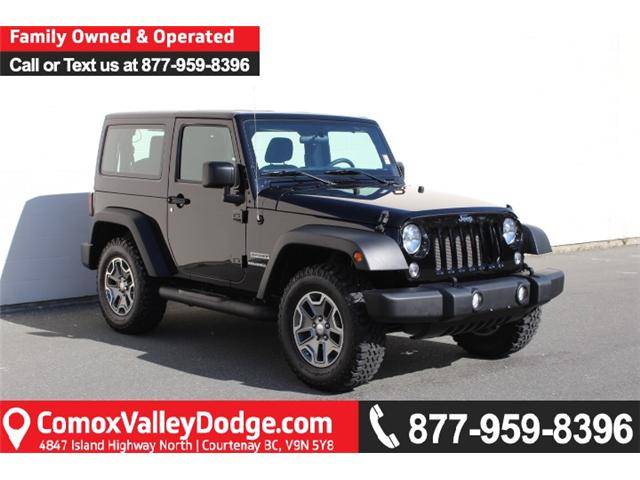 2017 Jeep Wrangler Sport (Stk: S253394A) in Courtenay - Image 1 of 30