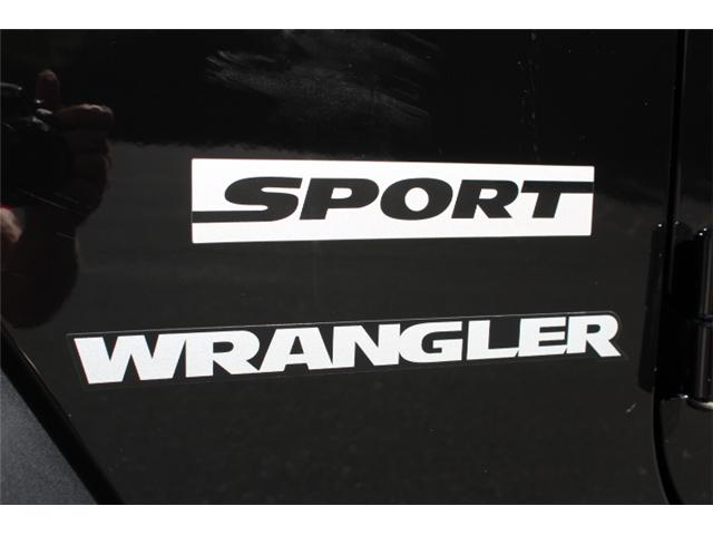 2017 Jeep Wrangler Sport (Stk: S253394A) in Courtenay - Image 23 of 30