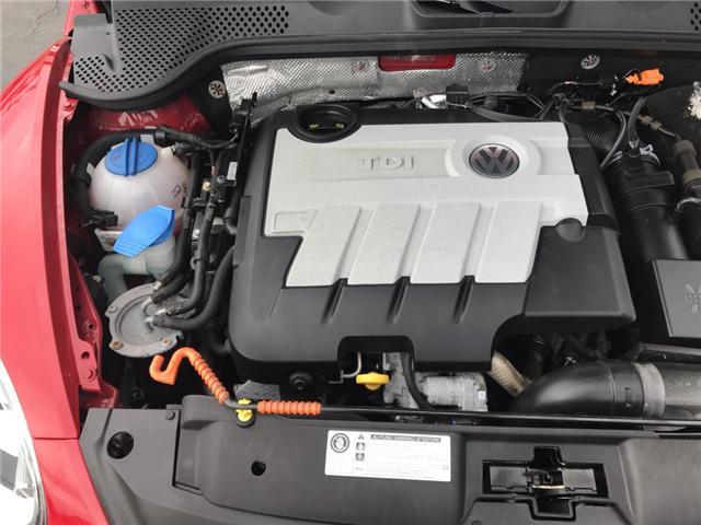 2014 Volkswagen The Beetle 2.0 TDI Comfortline (Stk: 10082) in Lower Sackville - Image 10 of 20