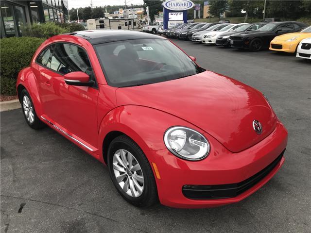2014 Volkswagen The Beetle 2.0 TDI Comfortline (Stk: 10082) in Lower Sackville - Image 7 of 20