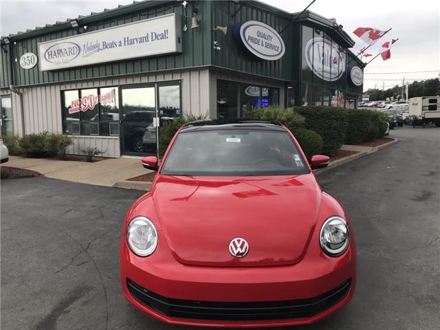 2014 Volkswagen The Beetle 2.0 TDI Comfortline (Stk: 10082) in Lower Sackville - Image 8 of 20