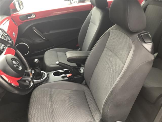 2014 Volkswagen The Beetle 2.0 TDI Comfortline (Stk: 10082) in Lower Sackville - Image 13 of 20