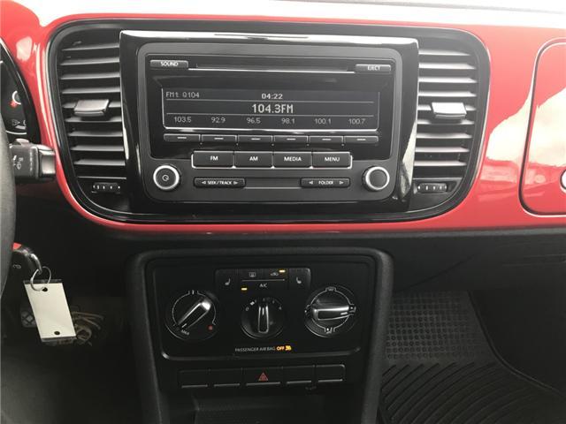 2014 Volkswagen The Beetle 2.0 TDI Comfortline (Stk: 10082) in Lower Sackville - Image 16 of 20